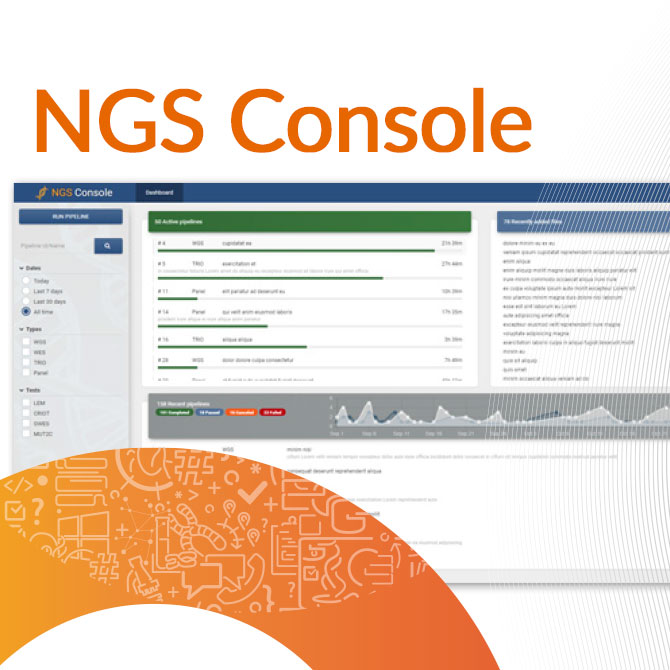 NGS – Console Scientific Pipelines
